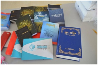 Bibles for sale...