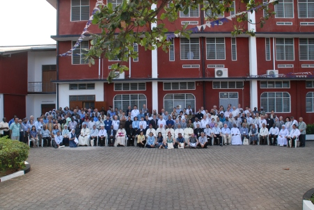 THE WORLDWIDE PARTICIPANTS OF THE 7TH PLENARY ASSEMBLY