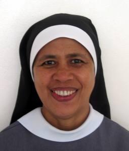 Sr. Miriam Alejandrino, OSB