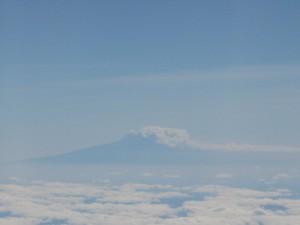 MT. KILIMANJARO BIDDING GOODBYE