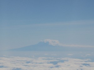 MT. KILIMANJARO BIDDING GOODBYE