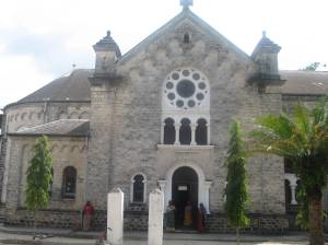 THE CHURCH OF BAGAMOYO