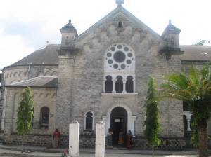 THE CHURCH OF BAGAMOYO