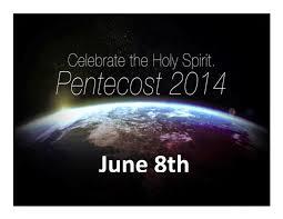 Pentecost 2014