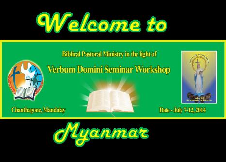 Myanmar seminar